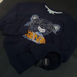 sweatshirt kenzo dark blue